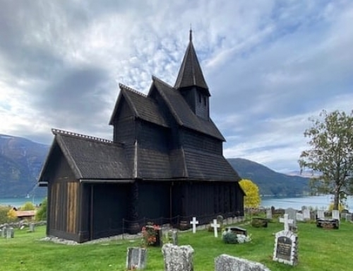 Stave churches – and a rant