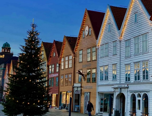 Bergen beckons