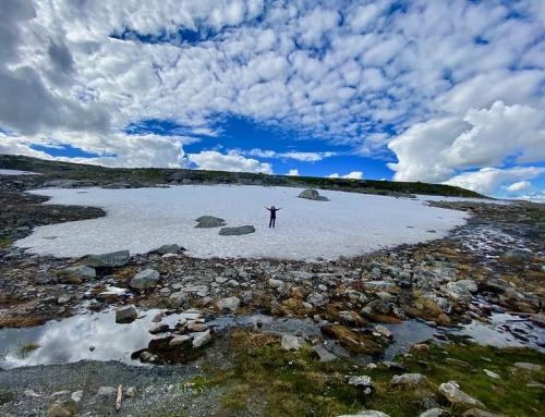 Oslo – Bergen road trip: across the Hardangervidda Plateau