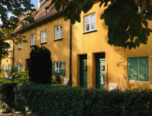 Fuggerei: 500 years of social housing, uninterrupted (Day out Munich)