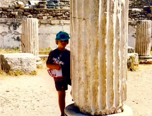 7 wonders of the classical world: Temple of Artemis Lost