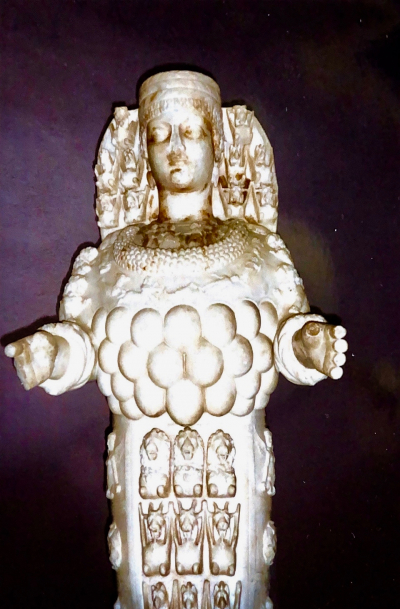 Artemis statue, Ephesus Museum, Selçuk, Turkey